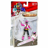 Bandai Power Rangers Samurai Розовый рейнджер 10 см 31710