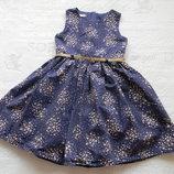платье John Lewis на 3-4-5 лет.