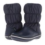 Зимние сапоги CROCS, куплены в Сша.