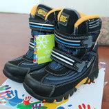Зимние термо ботинки Super Gear Венгрия р.30-35