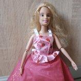 Кукла барби механическая светящаяся от Mattel