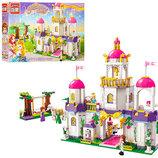 Конструктор Brick 2610 замок принцессы 587деталей