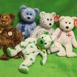 Мишка.мішка.ведмедик.медведь.мягкая игрушка.мягкие игрушки.мягка іграшка.TY toys.Коллекционные.
