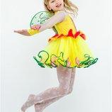 В карнавальный костюм бабочки