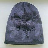 Демисезонная шапка спортивная без отворота Adidas
