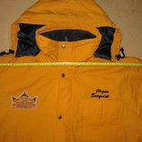 Куртка мужская тёплая оригинальная большая