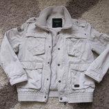 Мужская фирменная куртка европейский бренд CHASIN denim.