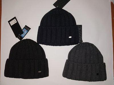 Зимние мужские шапки крупной вязки на флисе,р-р универсальный 56-60,Gunner