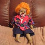 характерная кукла 38-40см Panre