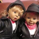 характерная кукла 38-40см пара Panre