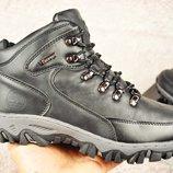 Зимние мужские ботинки bonote 41-46р черные