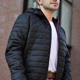 куртка демисезонная мужская куртка стеганая демисезонная мужская