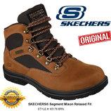 Ботинки SKECHERS® Segment Mixon-original-Waterproof - 44р.- 65176 BRN
