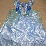 Продам в новом состоянии,фирменное M&S,красивейшее платье Золушки,5-7 лет.