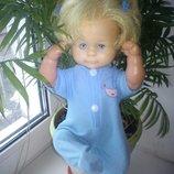 Антиквариат. Кукла Пупс Германия Rheinische Gummi und Celluloid-Fabrik1965 г. 38 см.