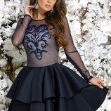 Роскошное нарядное платье, Размер 42,44,46