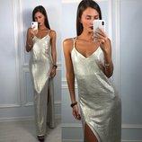 Платье Спинка, Размер оверсайз 42-46