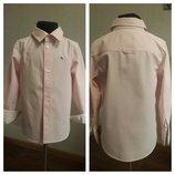 Рубашка H&M, р. 122-134