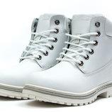 Зимние ботинки на меху Timberland Premium Boot, код kv-30733