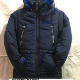куртки парки 38-48 размеры
