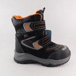 Термо ботинки мальчикам на морозы, р. 27 - 32