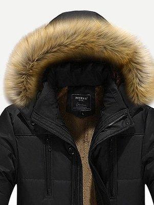 a3f4c890 Очень теплая, удлиненная зимняя куртка Tim AL-7864-10. Previous Next