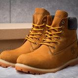 Зимние ботинки на меху Timberland 6 Premium Boot, рыжий 30651