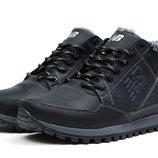 Зимние ботинки на меху New Balance Expensive, код kv-30671