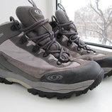 Кроссовки ботинки Salomon Gore-tex Contagrip Ortholite Унисекс