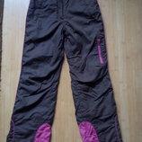 Лыжные штаны Zara 9-10 лет.