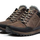 Зимние ботинки на меху New Balance Expensive, код kv-30672
