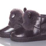 Детская обувь. Угги для девочек. 2 цвета