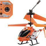 Игрушечный вертолет на радиоуправлении Model King 33008.