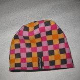 4-8 лет, флисовая двойная шапка от Jonathan