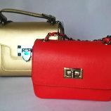 Маленькая сумочка Leather Country Италия натуральная кожа