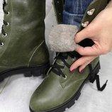 Ботинки-Берцы