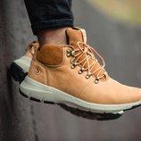 Желтые мужские зимние ботинки-кроссовки south tactic yellow 41 42 43 44 45 размер