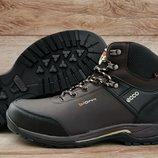 Мужские зимние ботинки Ecco Biom