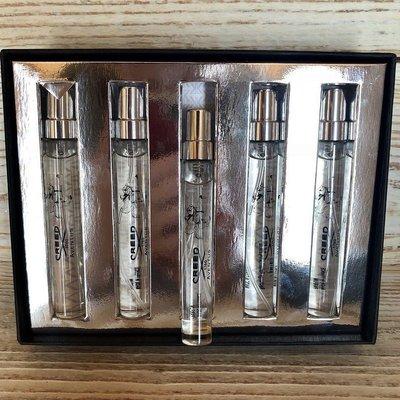 Подарочный Набор Оригинал Creed Aventus Eau De Parfum 5 × 7.5 ml.
