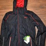 Зимняя лыжная термо куртка C&A цвет черный