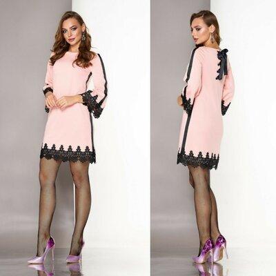 Сногсшибательное нарядное платье, р.S,M,L,XL,2XL цвета