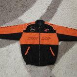 Куртка ветровка спортивная dunlop spy rasing ktm rasing one