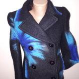 44р- шерсть пальто-пиджак Favoritti