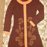 Платье Eris 38 р., шерсть, в отличном состоянии