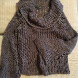 Стильный и тёплый свитер