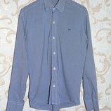 Cтильная рубашка в клеточку Tommy Hilfiger с длинным рукавом,XL,52,42 Состояние новой