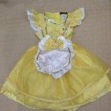 Продам в идеальном состоянии,фирменное George,красивое новогоднее платье,2-4 года.