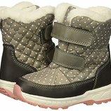 Зимние сапоги EUR 24 25 26 33 34 Carters Картерс сноубутсы ботинки детские
