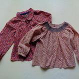 необыкновенные блузочки next