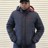 Мужская, зимняя куртка NIKE